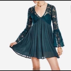 From India With Love Lace Dress